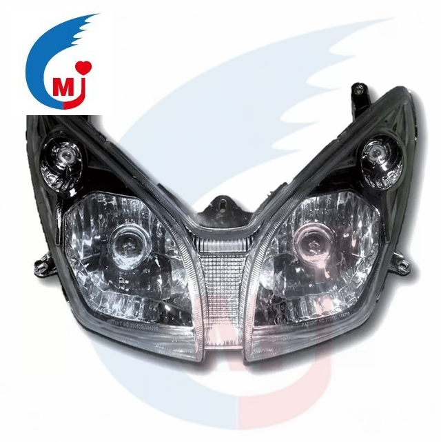 Motorcycle Parts & Accessories Motorcycle Head Lamp Para DS150